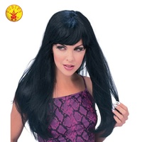 Black Long Glamour Wig