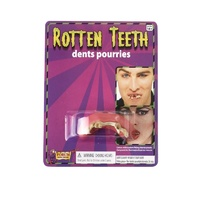 Rotten Teeth - Hillbilly Teeth