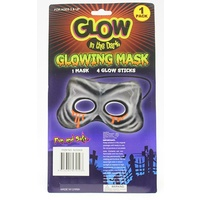 Glow In The Dark Glowing Mask