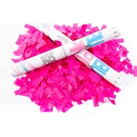 Gender Reveal Confetti Cannon - Pink